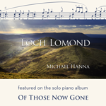 Loch Lomond - solo piano sheet music